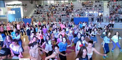 Hit the floor 2013 - סדנאות